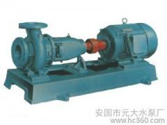 供應元大IS100-80-125清水泵IS清水泵電廠選礦