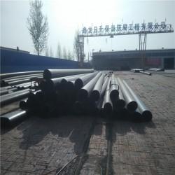 甘肅 鑫龍日升 一步法聚氨酯保溫管dn450/478聚氨酯保溫鋼管