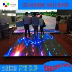 Led地砖屏/P8.9室内全彩led地板显示屏/互动地砖屏/led屏幕广告屏
