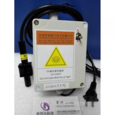 高強度LEDUV點光源固化機,UV 材質瞬間固化粘接
