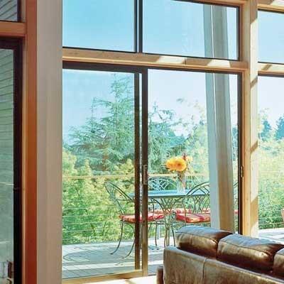 鋁門窗的日常維護