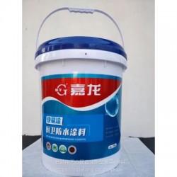 厨卫专用防水涂料、加盟代理中国十大***双组份嘉龙牌快易涂厨卫专用防水涂料厂家