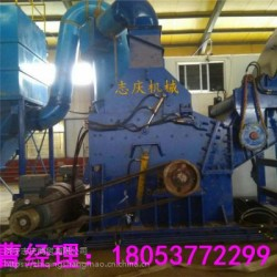 秦皇島廢舊金屬破碎機設備 易拉罐破碎機廠家 彩鋼瓦處理設備