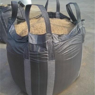 鞍山噸袋吊帶價格噸袋加工工藝集裝袋加工視頻塑料太空袋