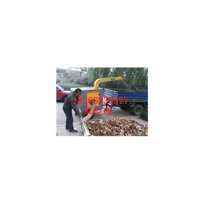 山東供應落葉收集車 樹葉粉碎機 樹葉清掃車價格