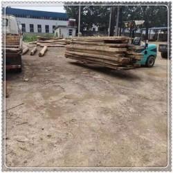 尚轩木业风化老榆木门板材厂家 老榆木木板材