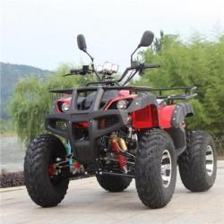 125CC四輪摩托車小公牛沙灘車成人代步車越野車山地車