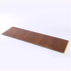 竹木纤维护墙板 300集成墙板 工程批发防水防火防潮_规格齐全