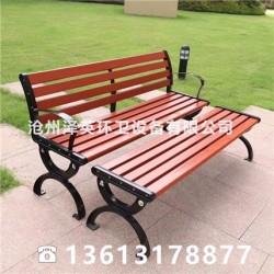 公園椅批發現貨_園林座椅_廣場長條凳_戶外長椅-戶外休閑防腐木椅